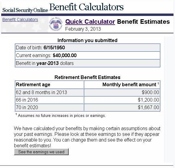 Social Security Tips