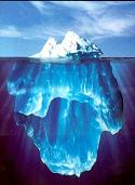 Click for a Larger View of this Beautiful Iceberg!