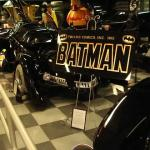 Enjoyed seeing the Batman cars from the movies.